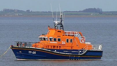 Humber lifeboat | News | Motor Boats Monthly |