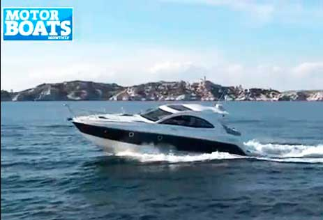 Beneteau Monte Carlo 42 video | Videos | Motor Boats Monthly |