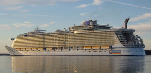 Oasis of the Seas | News | Motor Boats Monthly |