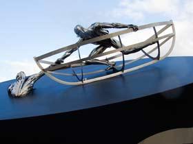 RNLI memorial sculpture | News | Motor Boats Monthly