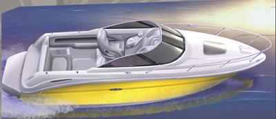 Sea Ray Weekender 235