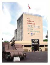 Ouistreham grand bunker | The French Connection | Cruising guides | Motor Boats Monthly |