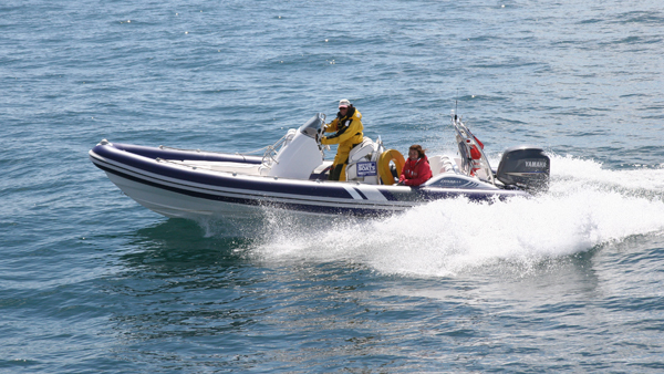 Crossing the Channel to the UK