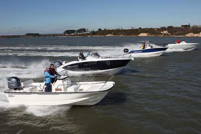 Centre console boat test | Reviews | Video | Motor Boats Monthly |