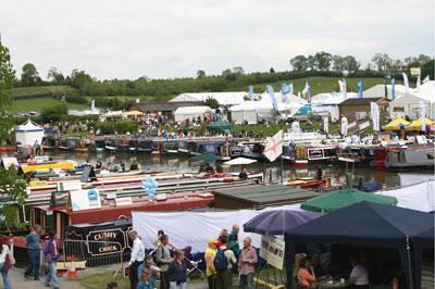 Crick boat show 2010