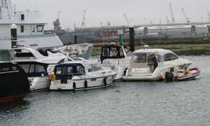 Day 2 MBM Fleet at Royal Clarence Marina