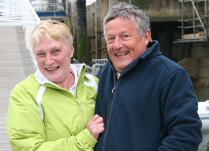 Day 2 Bill & Jean of Marjorie May