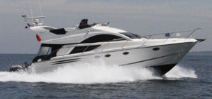 Day 4 Fairline Phantom 43 In Motion