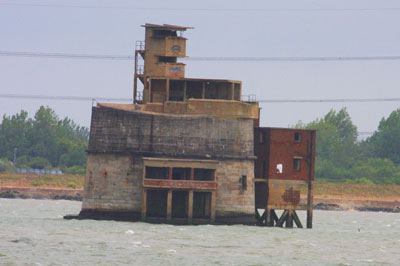 Grain tower | News | Motor Boats Monthly |