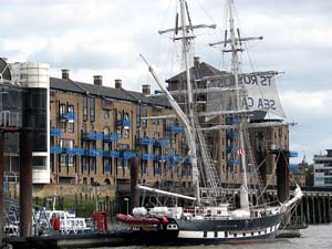 Sea Cadets' flagship TS Royalist | News | Motor Boats Monthly |