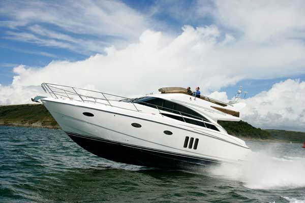 Princess 50 | Reviews | Motor Boats Monthly |