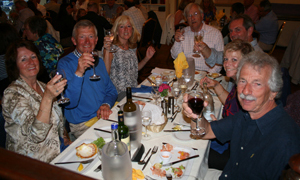 Day 5 MBM Cruise Dinner at St Helier YC