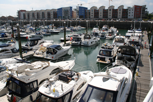 Day 6 MBM Fleet St Helier marina