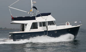 Day 9 Bluebell Beneteau ST34 off Platte Forgere