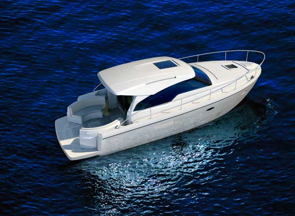 Rodman To Launch A New Range Of Motor Boats Motor Boat