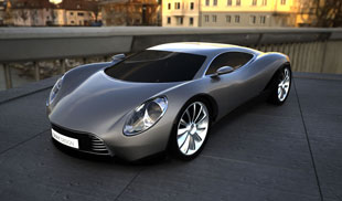 Strand Craft 122 supercar