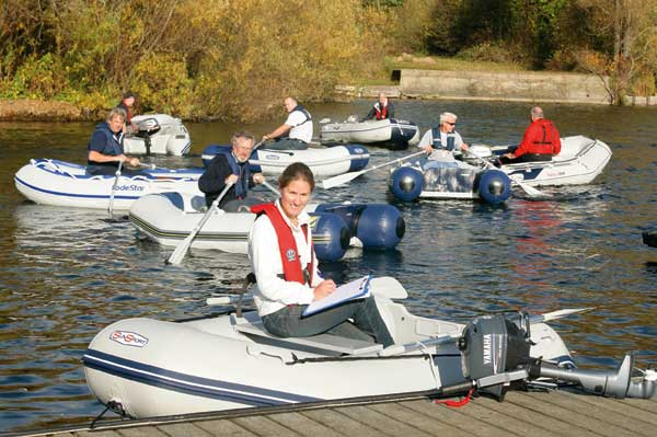 Tender group test | The ultimate tender test | Motor Boats Monthly |