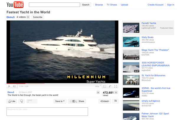 Best Boating Videos