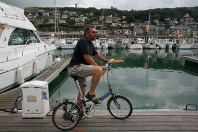 Harry-sea-star-cycling