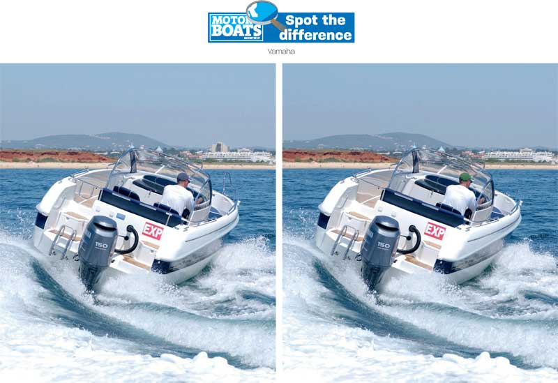 Yamaha outboard | Spot the difference | Motor Boats Monthly |