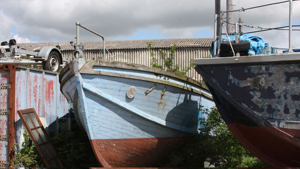 Sulair Historic-boat