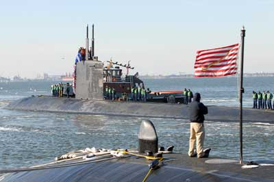 USS Boise | News | Motor Boats Monthly |