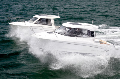 Beneteau vs Jeanneau video | Motor Boats Monthly |