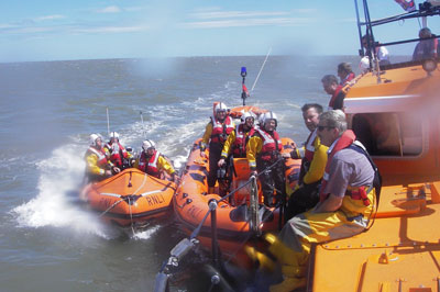 RNLI fundraising | News | Motor Boats Monthly |