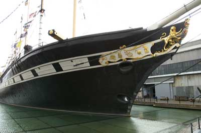 SS Great Britain | News | Motor Boats Monthly |