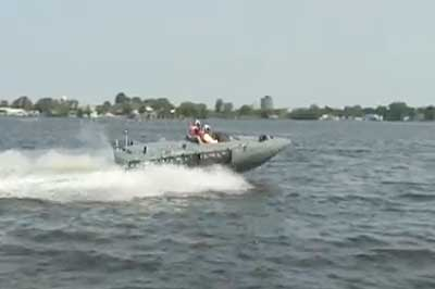 Unsinkable boat | News | Motor Boats Monthly |