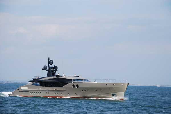 Palmer Johnson 170 Sports Yacht