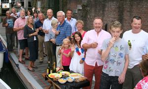 Day 9 Pontoon Party Dordrecht