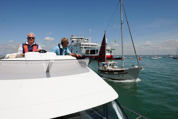 Yachtmaster Training Part 2