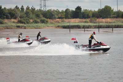 Ultimate Ride jet ski team | News | Motor Boats Monthly |