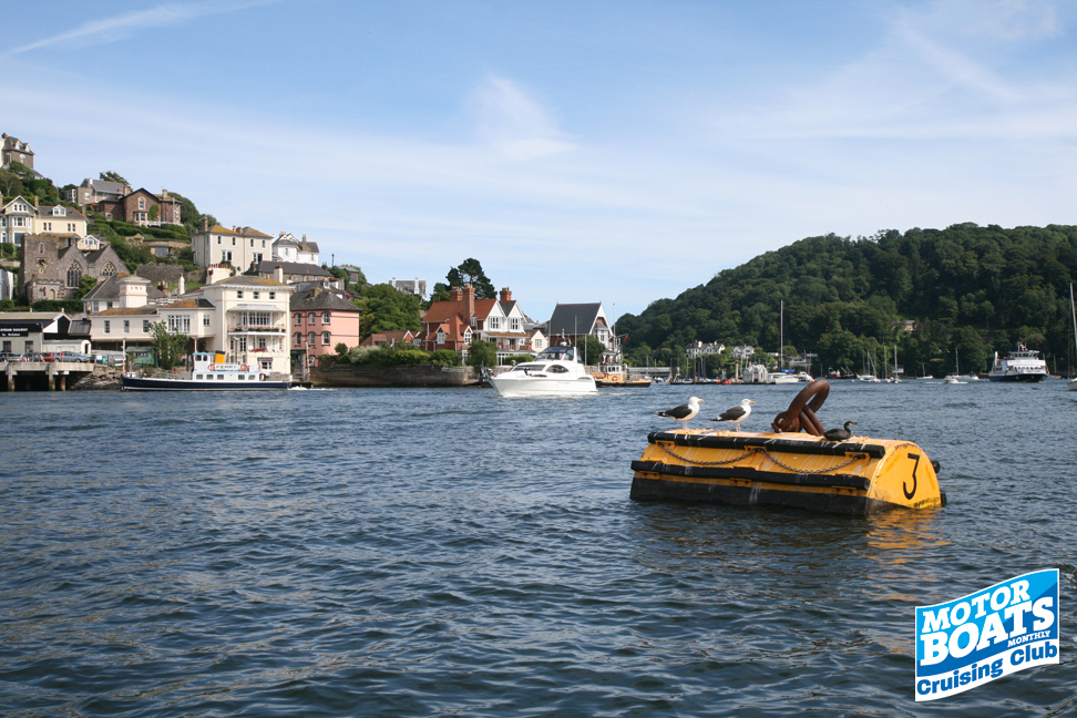 Dartmouth West Country Cruise, July