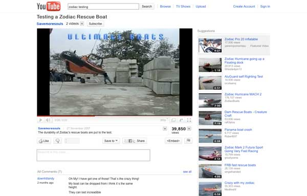 The web's best boating videos