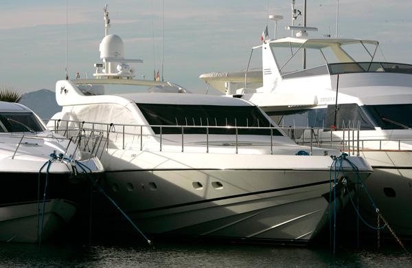 Motor Boat & Yachting | Bernie Madoff's Bull