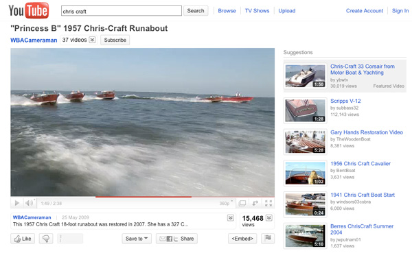 Motor Boat & Yachting | Chris-Craft Videos