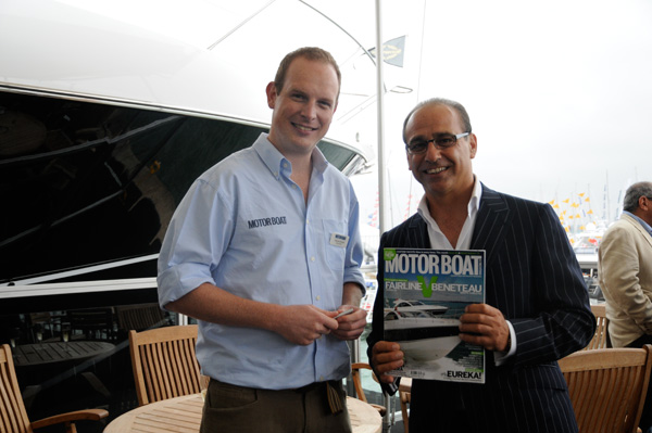Motor Boat & Yachting | Theo Paphitis