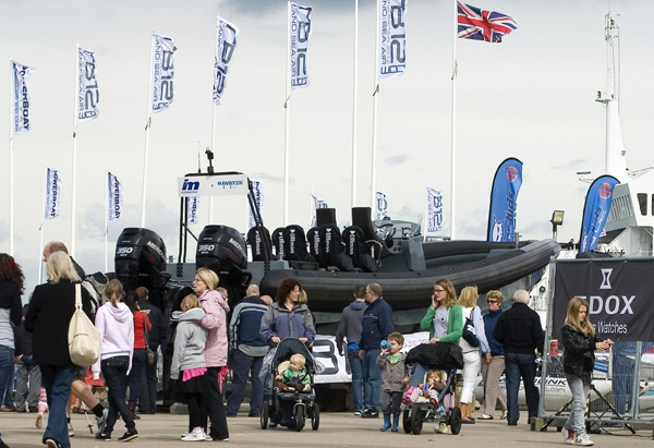 Motor Boat & Yachting | British Powerboat Festival
