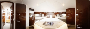 Princess 42 cabin