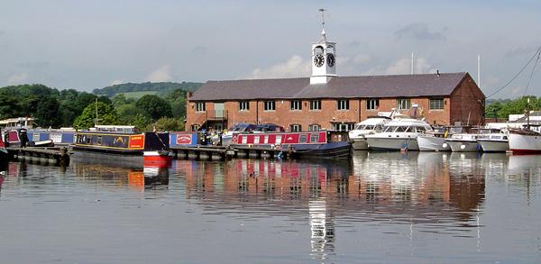 Stourport Canal Basin
