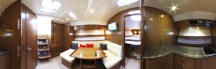 Bavaria 38HT aft cabin