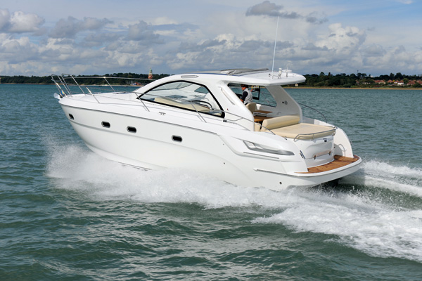Motor Boat & Yachting | Bavaria Sport 38HT Video