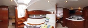 Beneteau Flyer GT38 saloon