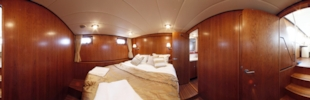 Linssen 435 cabin