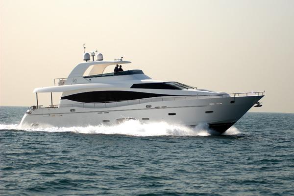 Motor Boat & Yachting | Monte Fino 76