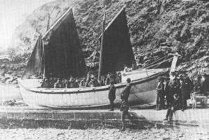 St Davids lifeboat Gem
