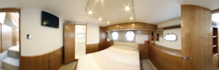 Westwood 390 aft cabin virtual tour