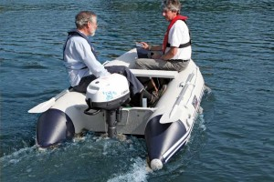 Ultimate 5hp outboard test